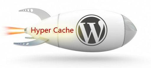 WordPress强大的数据库缓存优化插件:Hyper Cache