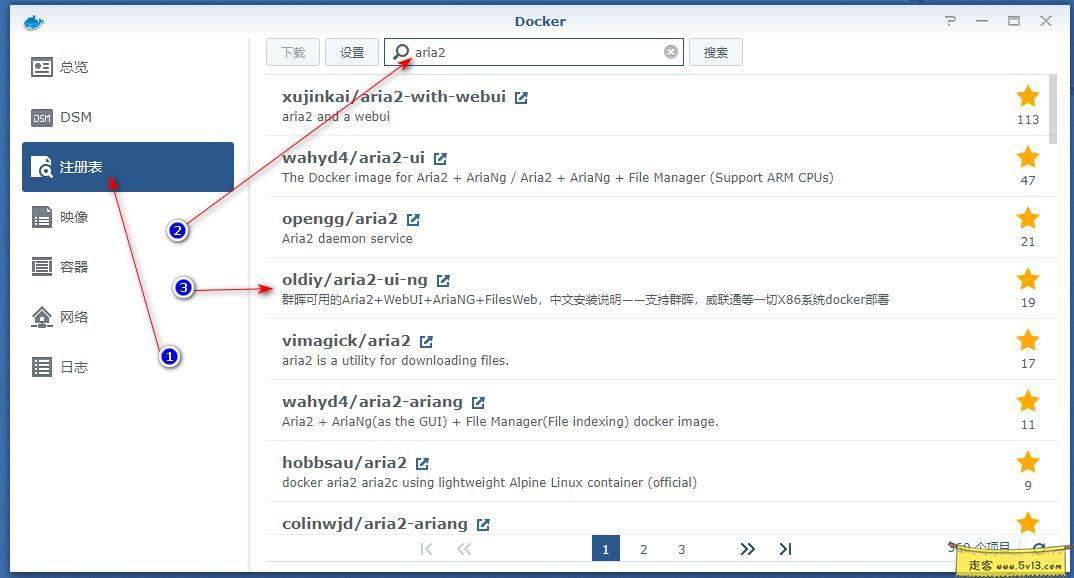 群晖nas使用教程20:Docker安装Aria2 群晖教程 第1张