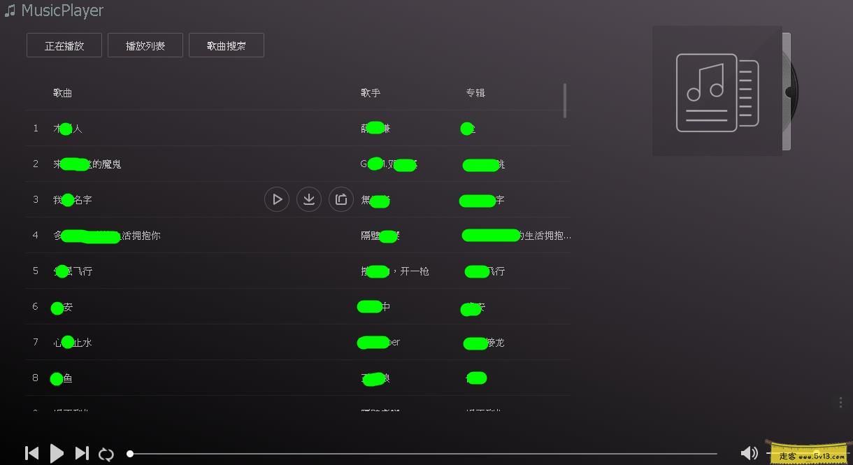 群晖nas使用教程36:Docker安装全网音乐 群晖教程 第7张