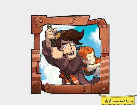 Deponia 2(德波尼亚:混乱的德波尼亚) Mac 冒险解谜游戏 v3.2.5.1333