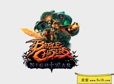战神:夜袭(Battle Chasers: Nightwar) Mac 角色扮演游戏 v22998